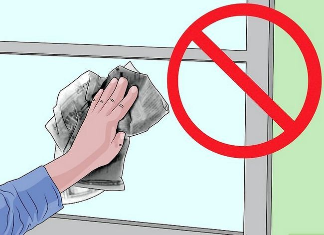 Prent getiteld Clean Windows Without Streaks Stap 15