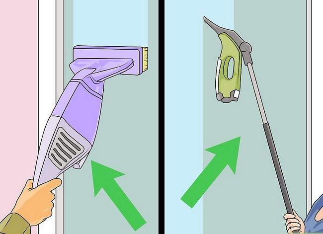 Prent getiteld Clean Windows Without Streaks Stap 3