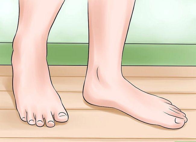 Prent getiteld Skoon Rainbow Sandals Stap 11