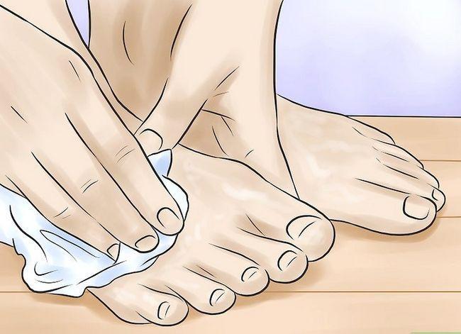 Prent getiteld Clean Rainbow Sandals Stap 9