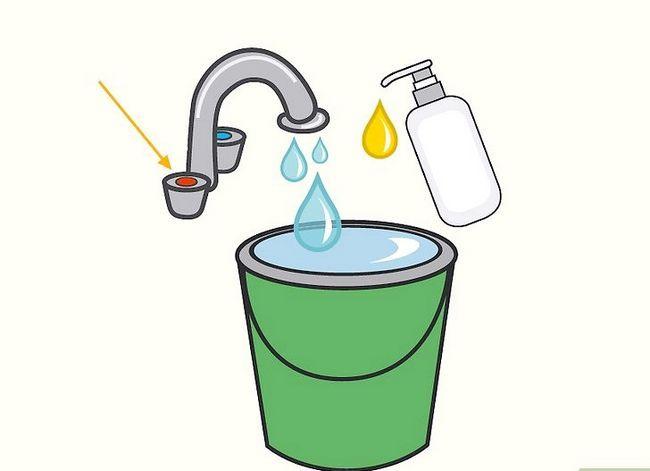 Prent getiteld Clean Sperrys Stap 8