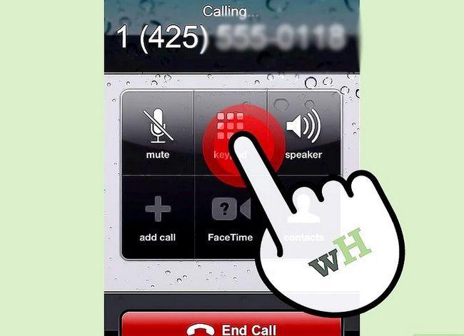 Prent getiteld Bel van Lync op iOS Stap 6