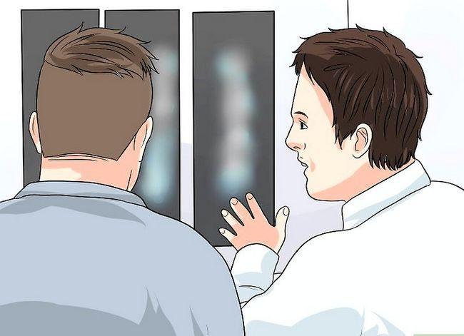 Prent getiteld Word `n Radiologie Tegnikus Stap 12
