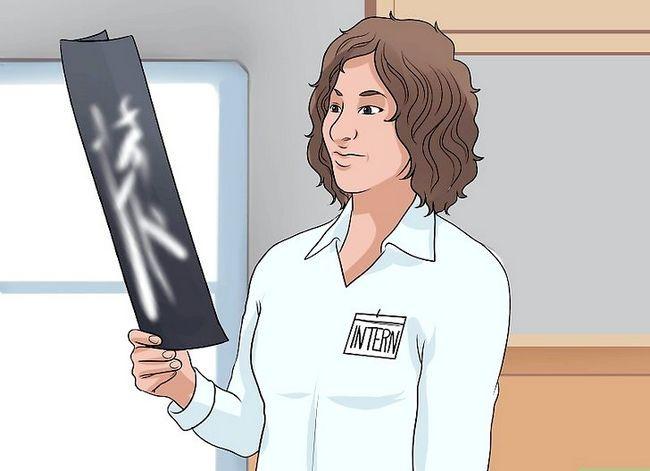 Prent getiteld Word `n Radiologie Tegnikus Stap 7