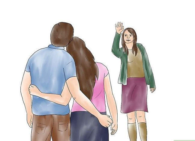 Prent getiteld `n Gesonde Vriend Met Voordeel Verhouding Stap 7