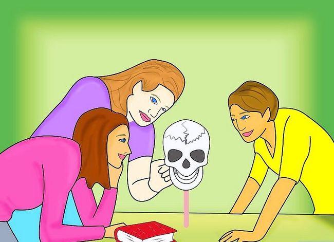Prent getiteld Kry jou vriend`s Parents to Like You Step 9