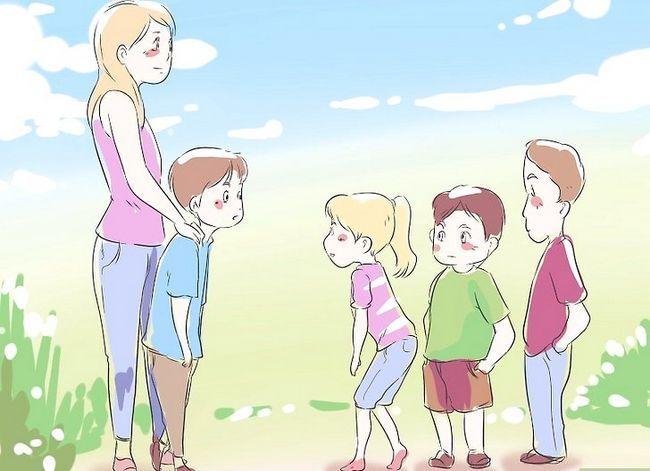 Prent getiteld Kry jou peuter om te speel met ander kinders Stap 1