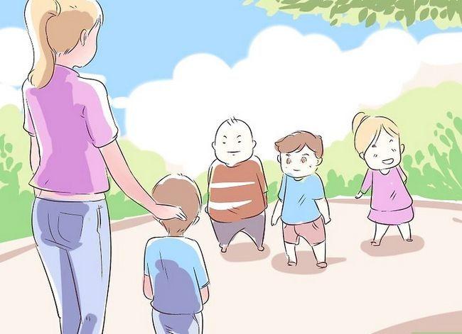 Prent getiteld Kry jou peuter om met ander kinders te speel Stap 16