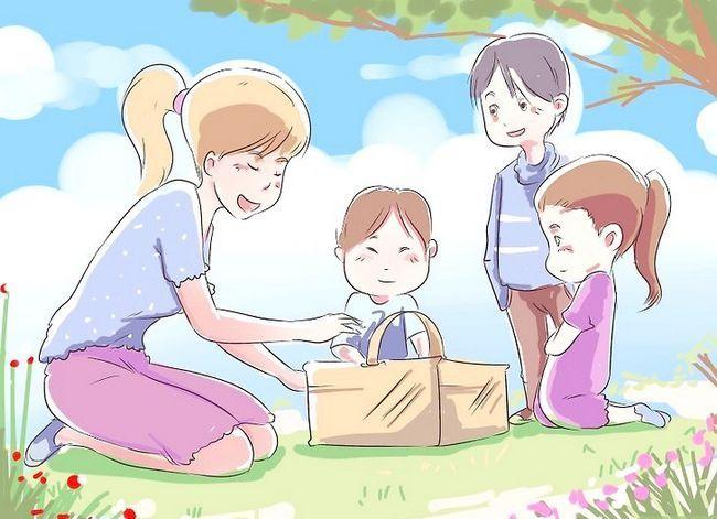 Prent getiteld Kry jou peuter om te speel met ander kinders Stap 22
