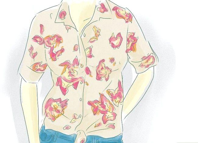 Prent getiteld Dress Up Jeans Stap 11