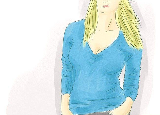 Prent getiteld Dress Up Jeans Stap 9