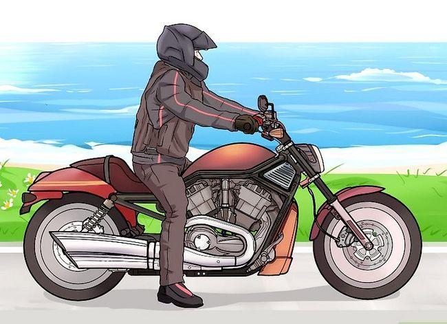 Beeld getiteld Ry `n motorfiets (Beginners) Stap 9