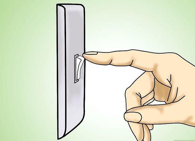 Prent getiteld Hou jou huis koel sonder `n lugversorger Stap 8