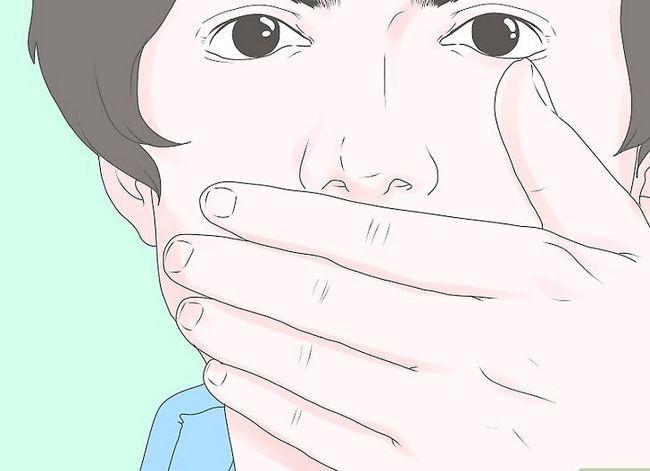 Prent getiteld Hou jou koel wanneer jy gekritiseer word Stap 2