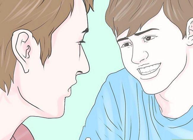 Prent getiteld Hou jou koel wanneer jy gekritiseer word Stap 6