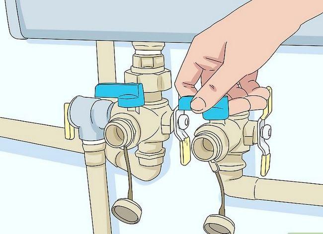 Prent getiteld Onderhou `n Tankless Water Heater Stap 10