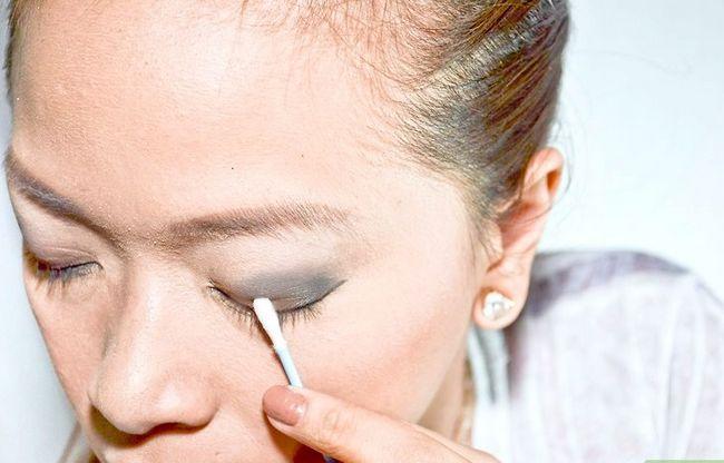 Prent getiteld Doen Make-up Soos Amy Lee van Evanescence Stap 8