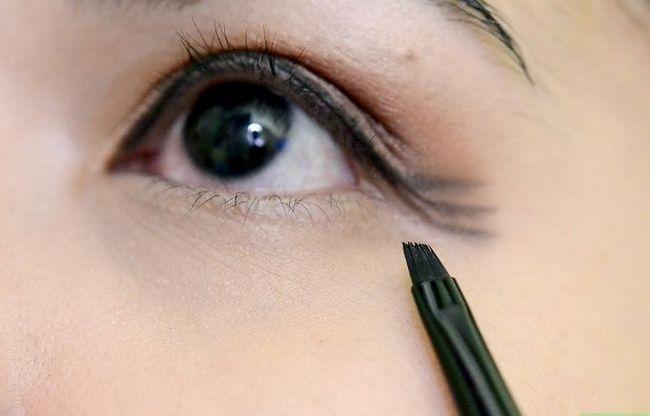 Prent getiteld Doen Make-up vir tuiskoms Stap 11