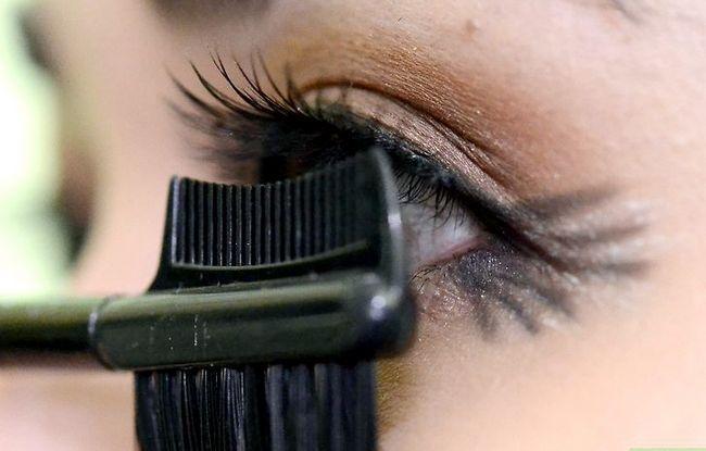 Prent getiteld Doen make-up vir tuiskoms Stap 22