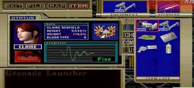 Prent getiteld Kill the Tyrant in Resident Evil Code Veronica X Stap 1
