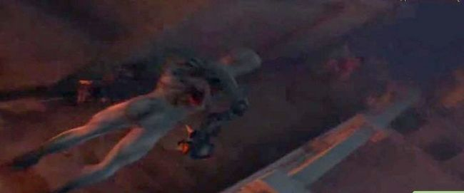 Prent getiteld Kill the Tyrant in Resident Evil Code Veronica X Stap 3