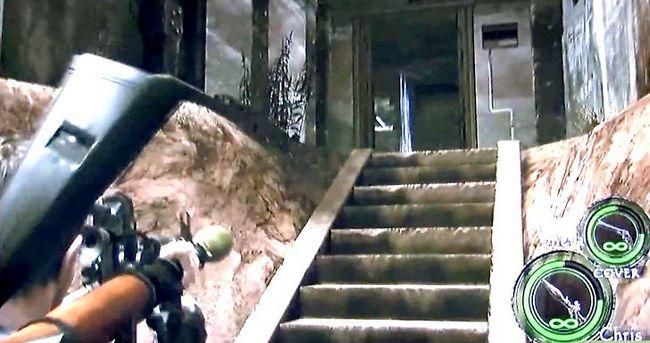Beeld getiteld Kill Albert Wesker in Resident Evil 5 Step 1