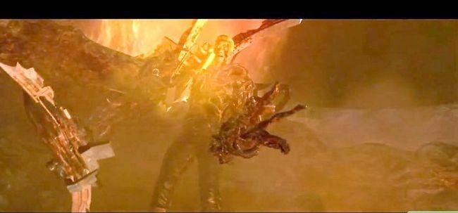 Beeld getiteld Kill Albert Wesker in Resident Evil 5 Stap 5