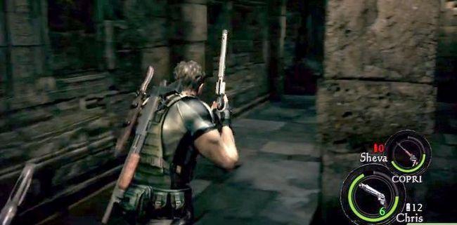 Beeld getiteld Kill Albert Wesker in Resident Evil 5 Step 8