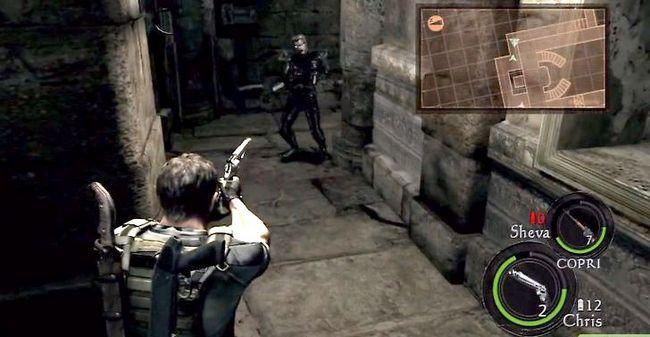 Beeld getiteld Kill Albert Wesker in Resident Evil 5 Step 9