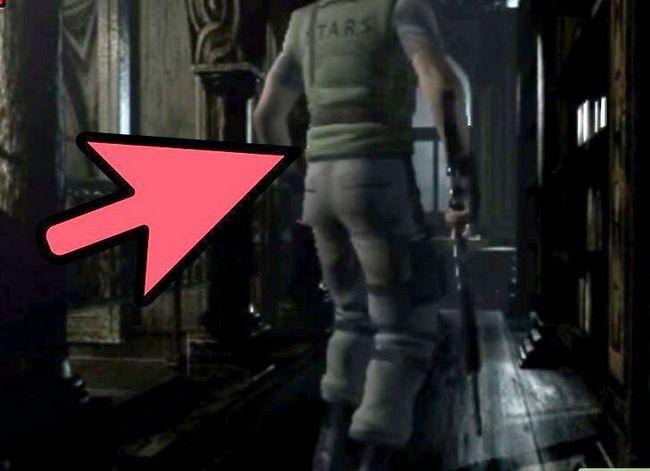Beeld getiteld Kill Yawn in Resident Evil Stap 1