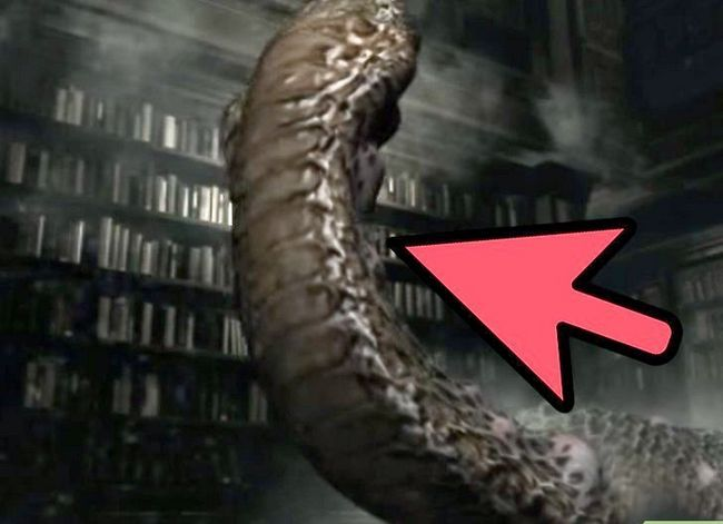 Beeld getiteld Kill Yawn in Resident Evil Stap 12