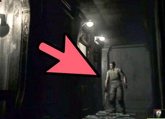 Beeld getiteld Kill Yawn in Resident Evil Stap 14