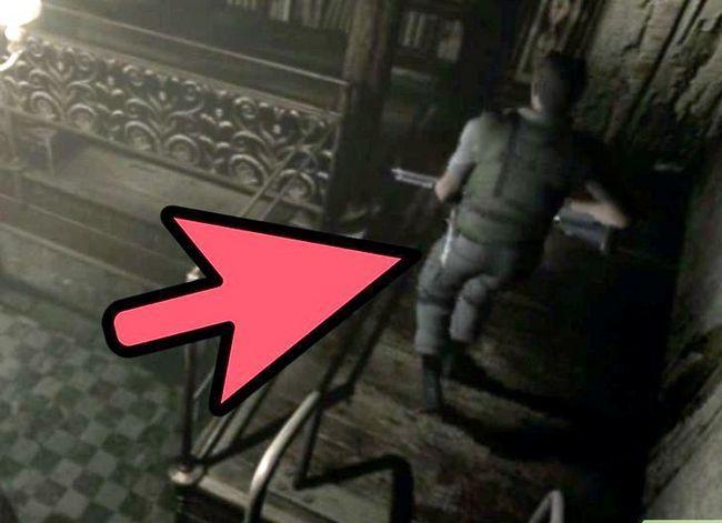 Beeld getiteld Kill Yawn in Resident Evil Stap 15