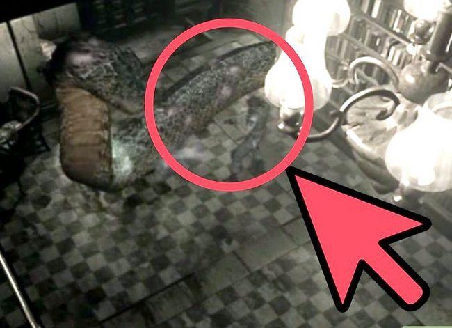 Beeld getiteld Kill Yawn in Resident Evil Stap 3