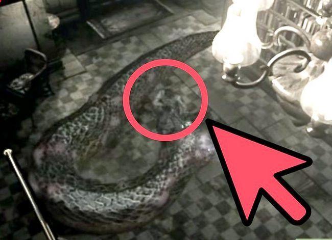 Beeld getiteld Kill Yawn in Resident Evil Stap 4