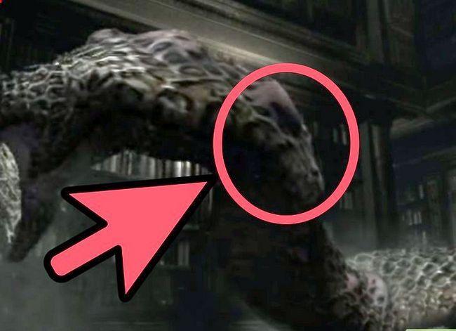 Beeld getiteld Kill Yawn in Resident Evil Stap 6