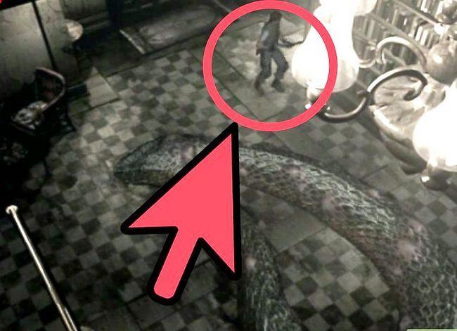 Beeld getiteld Kill Yawn in Resident Evil Stap 7