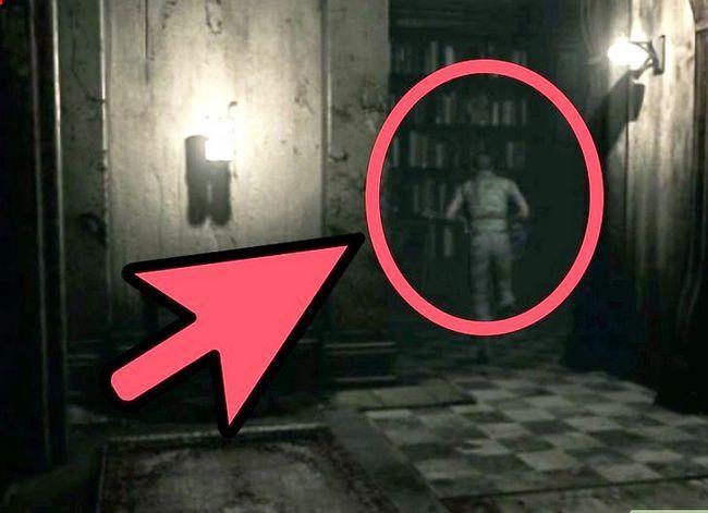 Beeld getiteld Kill Yawn in Resident Evil Stap 8
