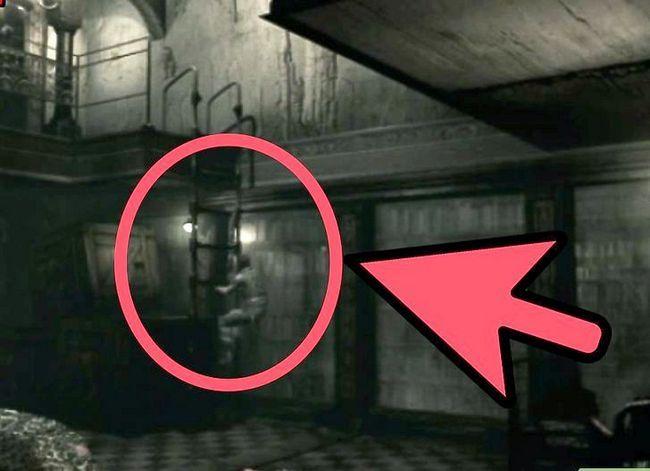 Beeld getiteld Kill Yawn in Resident Evil Stap 9