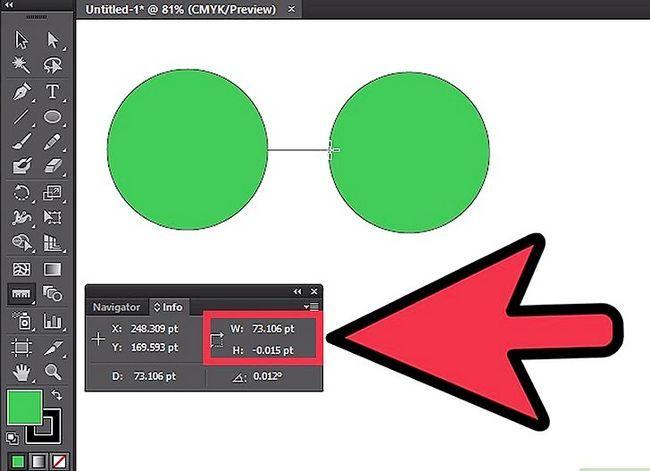 Beeld getiteld Meet in Adobe Illustrator Stap 3