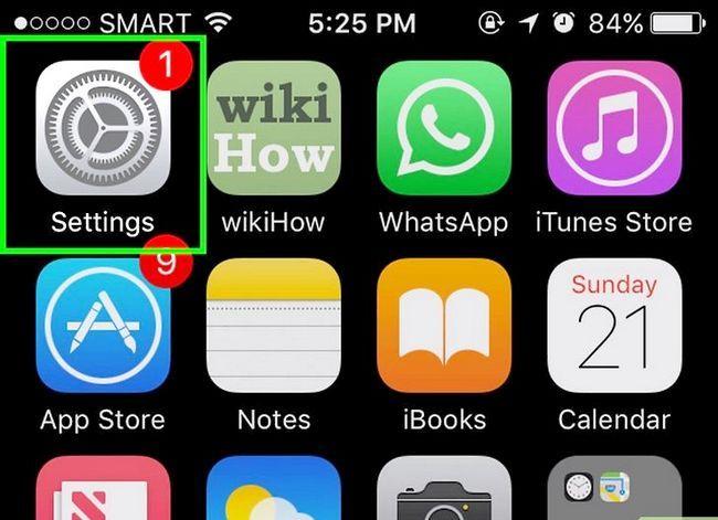 Prent getiteld Verbeter die ontvangs op `n iPhone 3G Stap 2