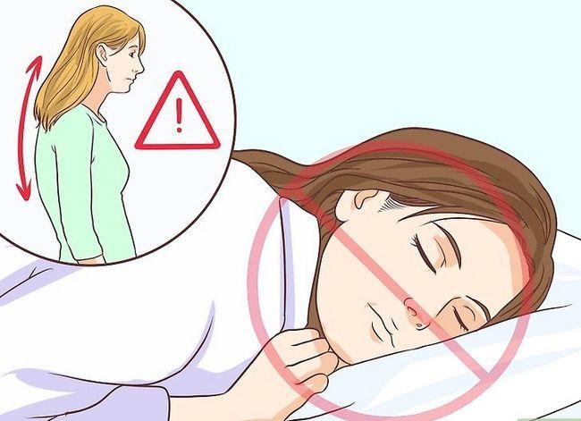 Beeld getiteld Verbeter jou slaapposisie Stap 11