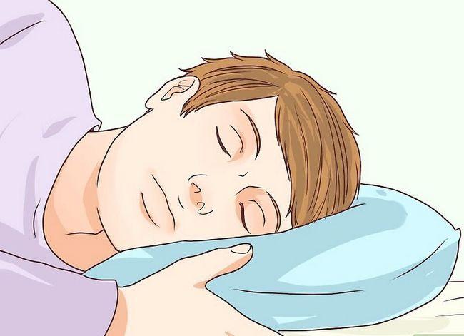 Beeld getiteld Verbeter jou slaap posisie Stap 2