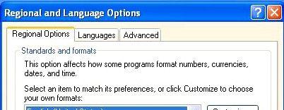 Prent getiteld Verander Windows Tydskerm om jou naam in te voeg Stap 2