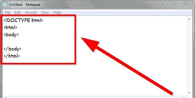 Beeld getiteld Verander iFrames in HTML Stap 1