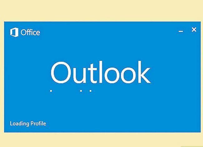 Prent getiteld Skuif Outlook-data na `n nuwe rekenaar Stap 7