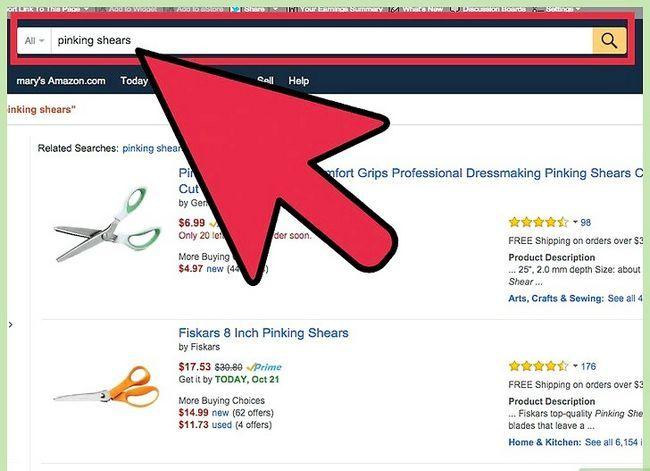 Prent getiteld Kry gratis verskeping op Amazon Stap 2