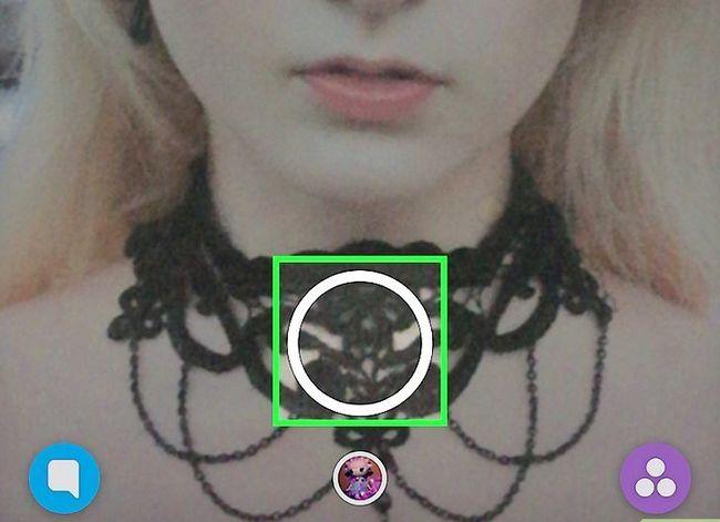 Prent getiteld Kry meer filters op Snapchat Stap 15