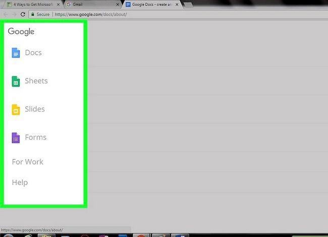 Prent getiteld Kry Microsoft Office vir gratis stap 26