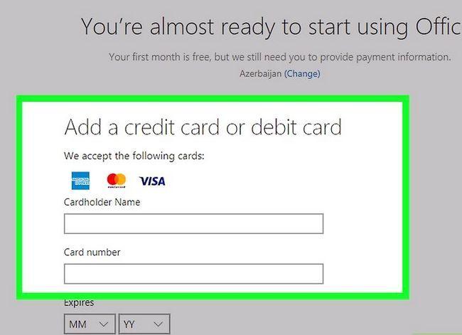 Prent getiteld Kry Microsoft Office gratis Stap 5